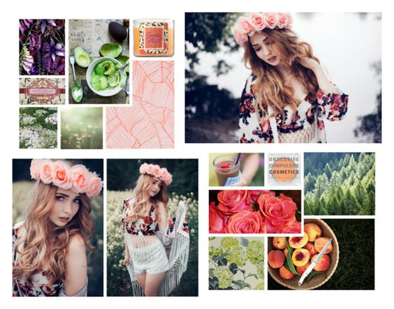 """""""Lush Summer"""" by snorkfroeken ❤ liked on Polyvore featuring art"""