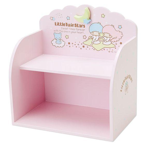 【2013】Cabinet (¥2,940, 約22×14×23cm) ★Little Twin Stars★