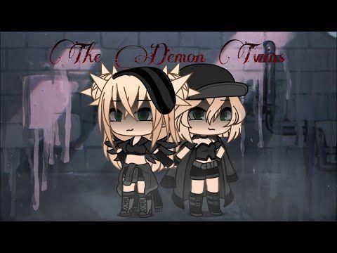 The Demon Twins Part 2 Finally Youtube Demon Dark Anime Club Design