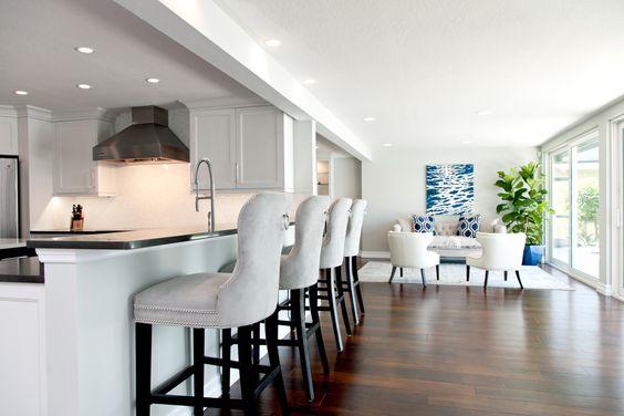 lake house living, interior design by lisa gilmore design