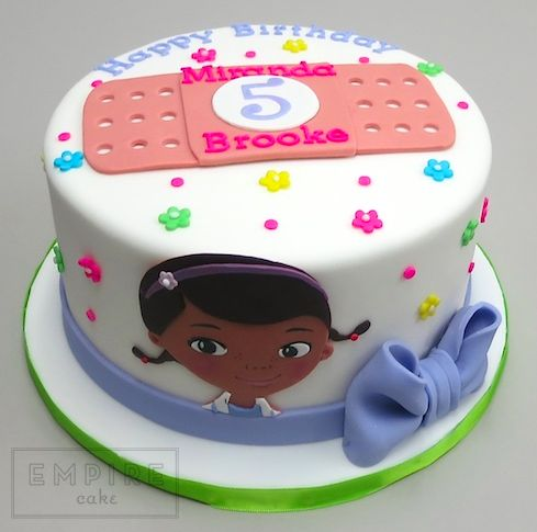 doc mcstuffins cake the world s catalog of ideas 3634