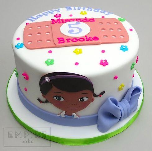 Doc Mcstuffins Cupcake Cake Publix
