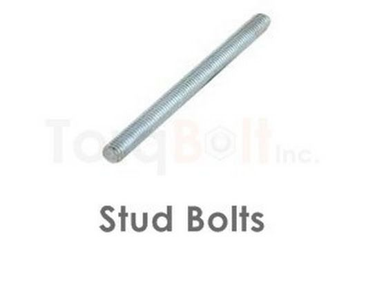 Get Full Threaded Stud Bolts Are Also Known As Threaded Rods Helps To Fix From Either End By Nuts Stud Bolt Bolt Threaded Rods