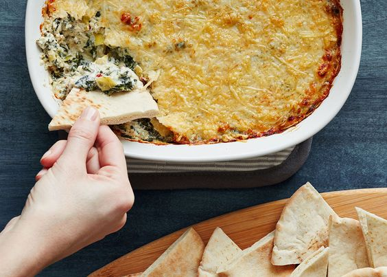 spinach and more creamy spinach artichoke dip easy summer recipes ...