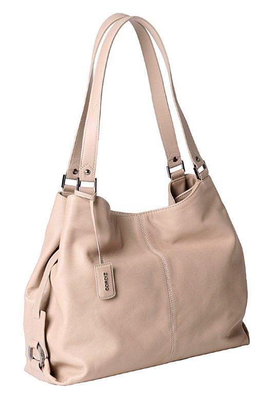 Shopping Bag Amy - Cuir de veau souple - 260,37€