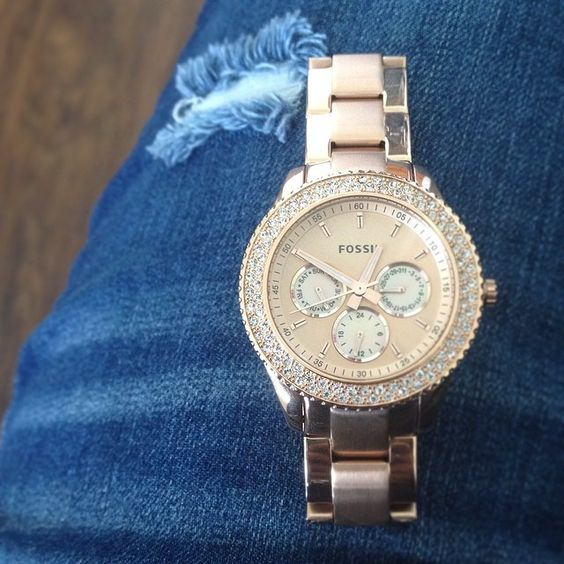 Spotted on #brandicted #loveit #fossil #birthdaypresent