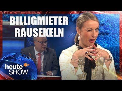Monika Gruber Hat Keinen Bock Auf Billigmieter Heute Show Vom 10 11 2017 Youtube Heute Show Zdf Heute Show Lustige Witze