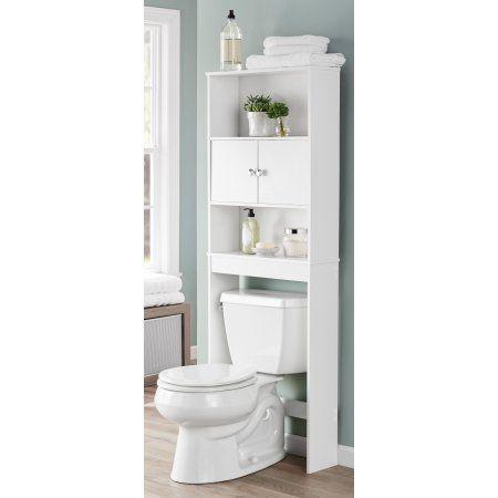 Mainstays bathroom storage over the toilet