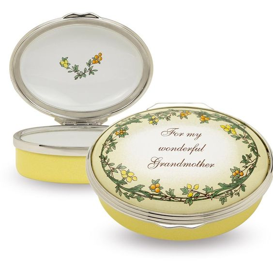"""For My Wonderful Grandmother"" Box"
