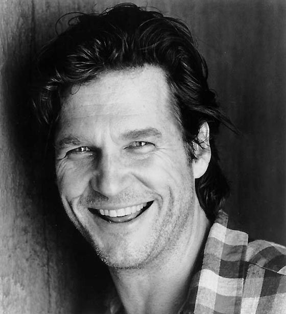 Jeff Bridges- love him young and even old. Yup.