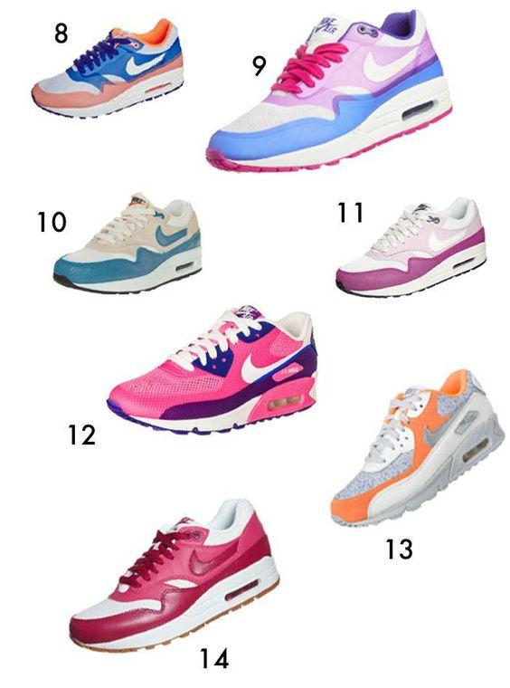 """""""Air Max"""" oder """"Free""""? Welcher Nike-Sneaker ist cooler? – Die Turnschuh-Invasion!"""