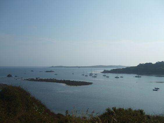 Porthcressa, St Mary's, Isles of Scilly