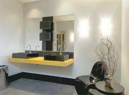 design banheiro preto, amarelo e branco - Pesquisa Google
