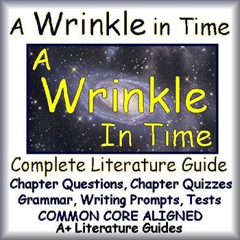 A Wrinkle In Time Study Guide | Novelguide