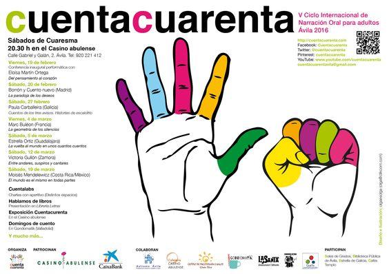 Cartel Cuentacuarenta 2016
