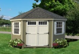 Little Cottage Co. Colonial garden sheds...LOVE!!!