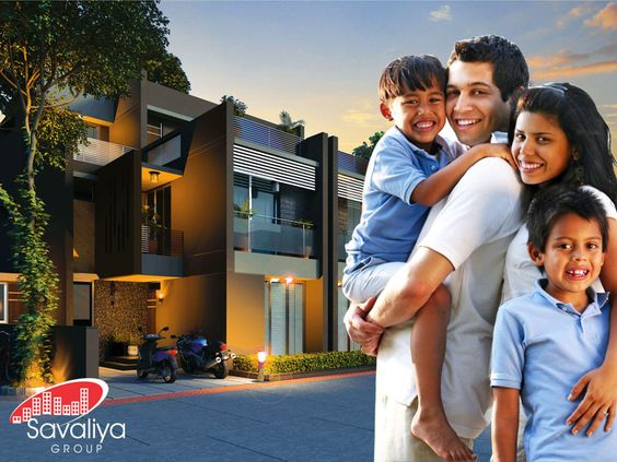 Home is not a place. It's a Feeling. We understand that feeling of owning a house is amazing. Check out your dream home at affordable prices at http://www.savaliyabuilders.com/