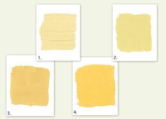 More yellow picks
