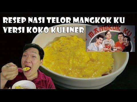 Resep Nasi Telur Egg Sausage Mayo Ala Mangkok Ku Versi Koko Kuliner Youtube Master Chef Omurice Telur
