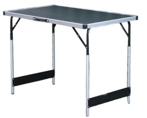 No Brand Folding Camping Backpacking Table Lightweight Aluminium Table Camping Table Folding Camping Table Camping Furniture