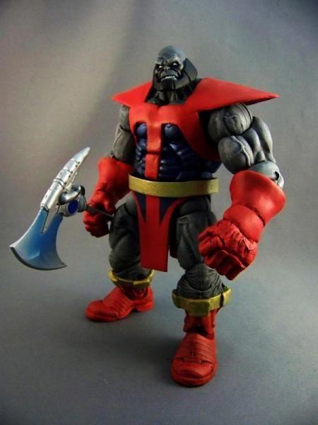 Terrax (Marvel Legends) Custom Action Figure