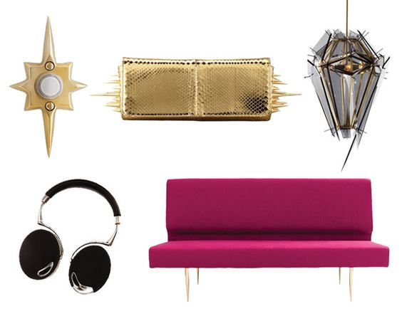 Risk Taker: Edgy-Chic Accessories