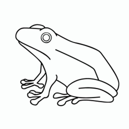 Frog Coloring Pages Printable In 2020 Frog Coloring Pages Animal Coloring Pages Coloring Pages