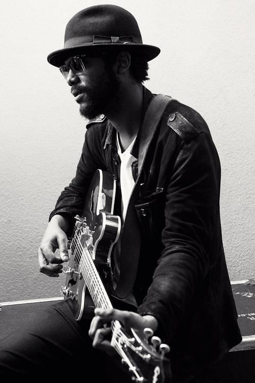 Gary Clark Jr. -- Clark's musical trademarks are his extremely fuzzy guitar sound and smooth vocal style. Great music!