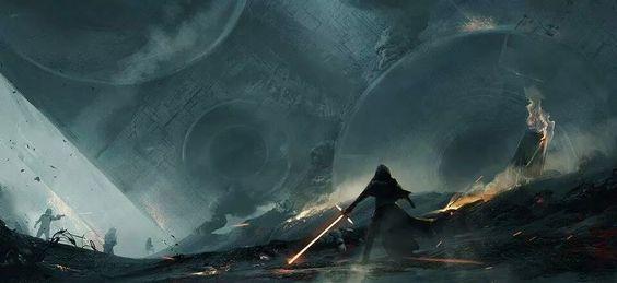 The Force Awakens fanart