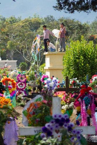 Barriletes - Guatemala