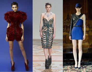 This week in Fierce and Free Fashion, #HauteCouture FW2013: The Interesting and Almost Good. #Fashion #Runway http://convozine.com/fierceandfreefashion/36096