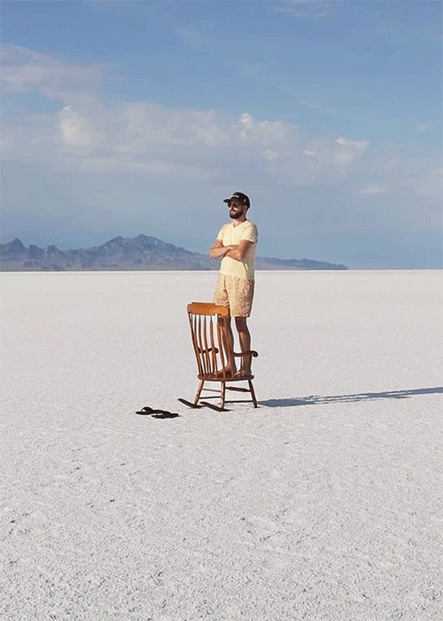 Les portraits en gif de Romain Laurent. | HouHouHaHa