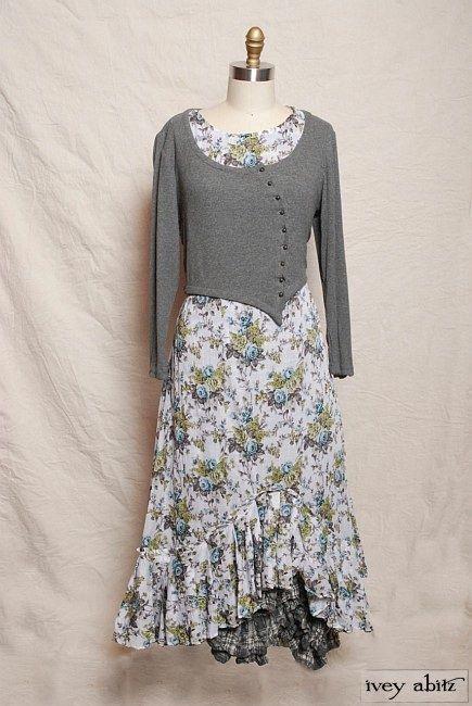 Ivey Abitz Vintage Inspired Women's Clothing - Fall Winter 2013 - Elliot Jacket, Fitz Frock, Fennefleur Frock