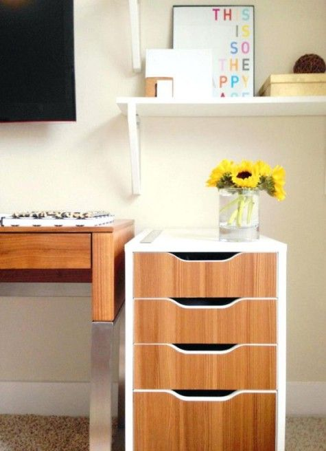 20 Awesome Ikea Alex Hacks You Ll Love Comfydwelling Com Ikea Alex Drawers Ikea Alex Ikea Alex Desk