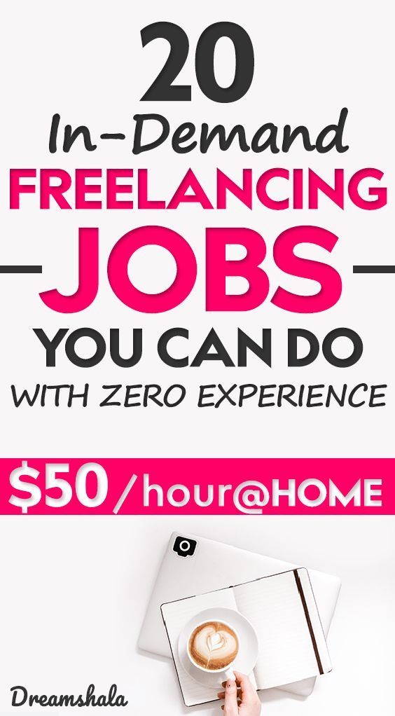 20 Highly Paid Home Based Freelance Jobs For Everyone Dreamshala In 2020 Freelancing Jobs Online Work From Home Work From Home Jobs