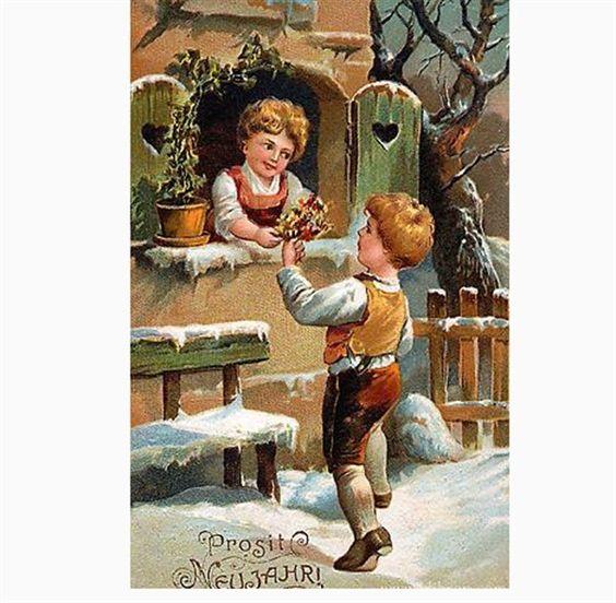 немецкие винтажные открытки: 9 тыс изображений найдено в Яндекс.Картинках