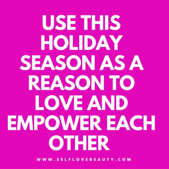 Spend the rest of 2016 loving and empowering each other! www.selflovebeauty.com