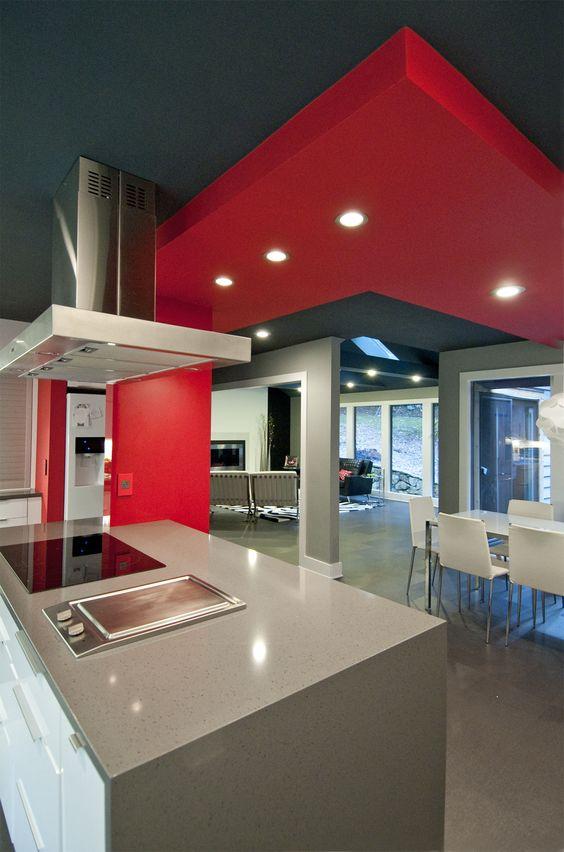 Modern kitchen remodel 3 freespace design modern kitchen 5 charlotte nc by freespace design pinterest modern and kitchens