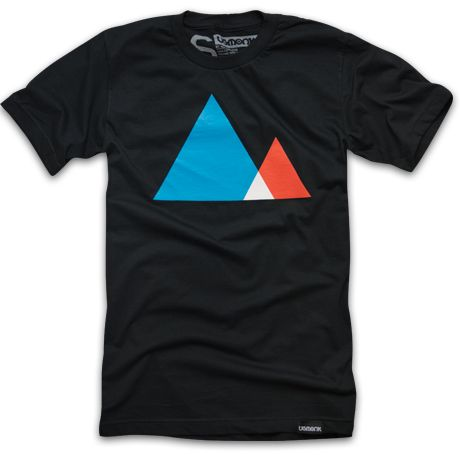 MOUNTAINS (BLACK) | Ugmonk