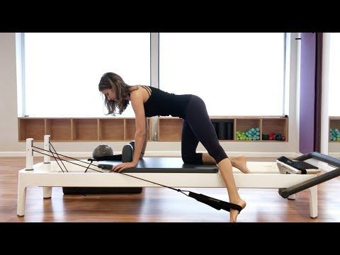 I Ve Shared With You All A Part Of A Pilates Reformer Routine I Put Together This Class Is Stott Pilates Reformer Pilates Reformer Pilates Reformer Exercises