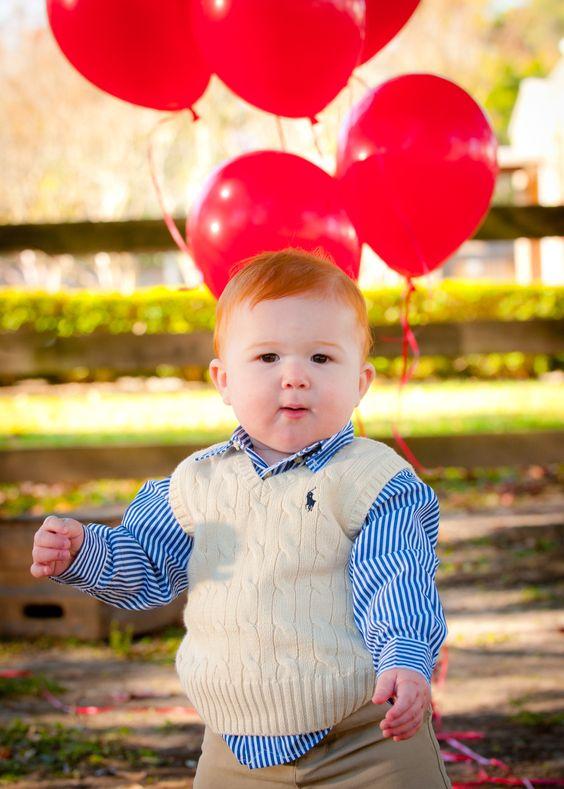 Happy 1st Birthday sweet boy!