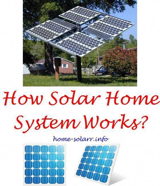 Solar Power Simple Solar System For Home Calculation Solar Home Solutions 6402358856 Solarpanels Solar Power House Solar Solar Heating