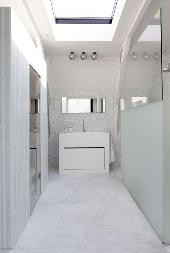Diseño de interiores & arquitectura: casa con claraboyas ...