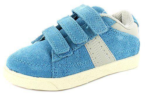 Neu Jungen/Childrens Blau Ascot Inferno Klettverschluss Turnschuhe Blau - UK GRÖßEN 8-2 - http://on-line-kaufen.de/ascot-2/neu-jungen-childrens-blau-ascot-inferno-blau-uk-gr