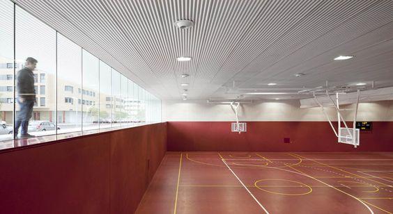 Salburúa Civic Centre ~ ACXT
