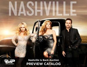 Nashville Is Back Auction Catalog