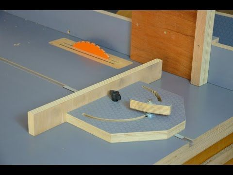 Mesa para fresadora y sierra circular proyectos que for Mesa sierra circular
