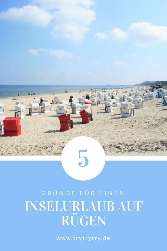 5 Gründe für einen tollen Inselurlaub auf Rügen