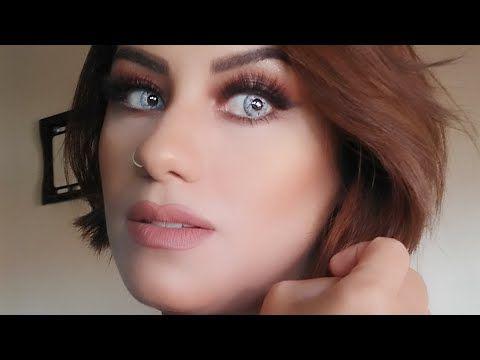 تعليم مكياج مناسبات بطريقة إحترافية خطوة بخطوة Makeup Tutorial Youtube