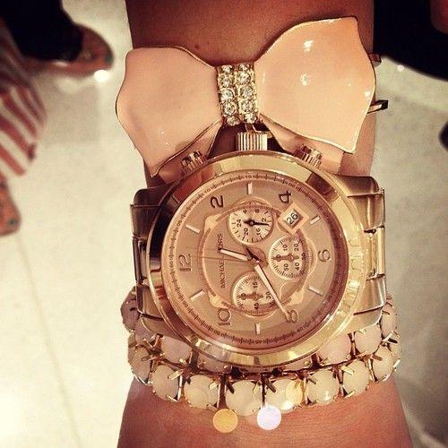 bracelets, watch
